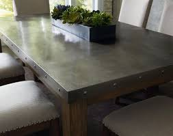 25 best ideas about metal dining table on pinterest metal top dining table s8 metal