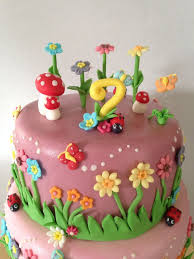 Small Picture Fairy Garden Cake Design Image Gallery HCPR