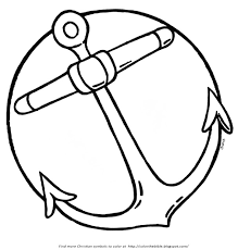 boat anchors coloring pages coloring pages
