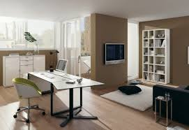 inspiring home office contemporary. Interesting Home Contemporary Minimalist Home Office Inspiration With Inspiring