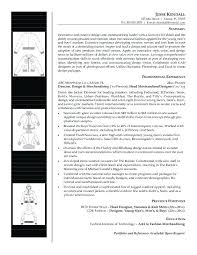 Fashion Resumes Examples Freelance Fashion Designer Resume Samples