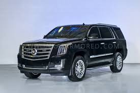 Armored Cadillac Escalade For Sale - INKAS Armored Vehicles ...