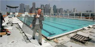 brooklyn your new floating swimming pool is almost ready now