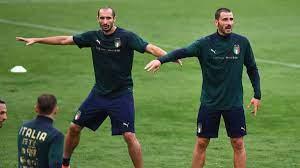 الاتحاد الإيطالي يعلن تأجيل انضمام بونوتشي وكيليني إلى معسكر المنتخب -  بوابة الشروق - نسخة الموبايل
