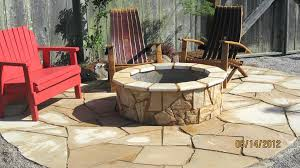 Wood Burning Outdoor Fire Pits Lovely Pit Kit Stone Kits