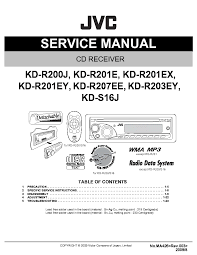 jvc kd r wiring diagram wirdig wiring diagram jvc kd s16 on car stereo wiring diagram on jvc kd r210
