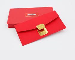 Lunar New Year Red Envelopes – South Coast Plaza