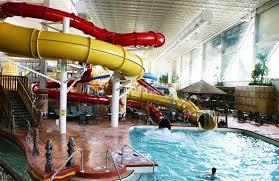 indoor waterpark at kalahari waterpark resort convention center