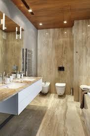 marble bathroom sink. Image By: Exit - Interior Design Marble Bathroom Sink