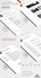 Graphicriver Clean Simple Resume Cv 7398472 Allday всё