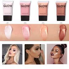 new focallure brand highlight contour waterproof makeup kit 5