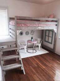 Free Diy Full Size Loft Bed Plans Awesome Woodworking Ideas How To Build A  Full Size