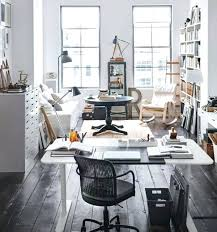 Ikea office desk Discontinued Ikea Office Space Office In Living Room Ideas White Office Desk Inspired Furniture Over Bathroom Cabinet Ikea Office Desk Ideas Ikea Office Home Office With Green Storage Table In Black And