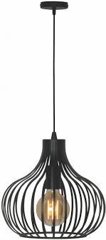 Hanglamp Fijn Gesneden Draadstaal 38cm Zwart Koop Nu Ook Online Bij Lichtaccessoires