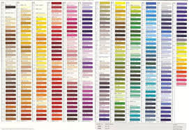 Madeira Threads Colour Charts Google Search Embroidery