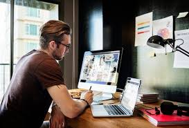 home office technology. Working At A Home Office Technology