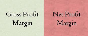 Difference Between Gross Profit Margin And Net Profit Margin