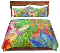 forest duvet cover humming bird and forest spirits twill duvet cover twin without shams forest green forest duvet cover