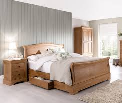 Bedroom Design:Sleigh Bed Frame Classic Sleigh Bed