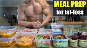 best 1 week meal prep easy