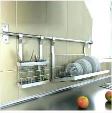 wall mounted drying rack ikea wall mounted plate rack wall mountable dish drainer wall mounted dish