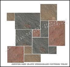 versailles pattern tile tumbled travertine tile versailles pattern