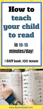 this is how we are teaching my 4 year old to read with this one easy book teach your child to read in 100 easy lessons how to teach your preer to