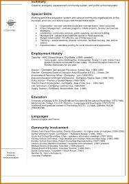5 6 Resume Look Resumelook