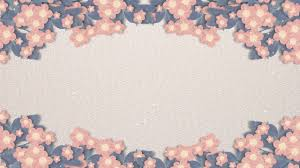 Paper Flower Background Blooming Paper Flower Background Motion Graphic Project Cartoon Animation Promo Tykcartoon