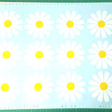 wall arts daisy wall art arts decals for walls together with girl baby nursery flower