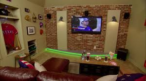 suddenly man cave ideas for a small room stadium theater diy home design