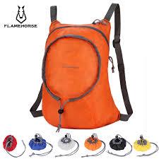 <b>Nylon Waterproof Collapsible Backpack</b> Women's Men's Daily ...