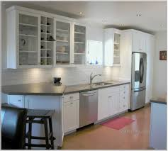 Small Kitchen Paint Colors What Color To Paint A Small Kitchen For With Dark Cabinets Loversiq
