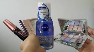 cr ร ว ว nivea hydration make up clear eye makeup remover ขจ ดอายเมคอ พและมาสคาร าก นน ำ