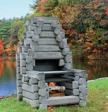 precast outdoor fireplace outdoor fireplaces