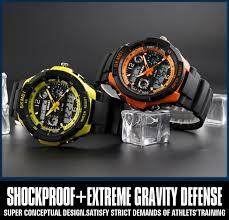 fashion led date watch sport quartz wrist men analog digital fashion led date watch sport quartz wrist men analog digital waterproof military