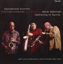 Saxophone Summit Seraphic Light Gathering Of Spirits