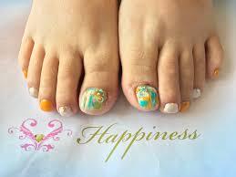 Happiness On Twitter 夏ペディキュア人気 越谷キッズスペース