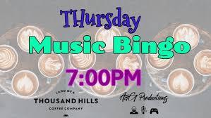 Bingo enneagram enneagram type 2 enneagram 2. Music Bingo Thursdays At Land Of A Thousand Hills At Halcyon Land Of A Thousand Hills Coffee Alpharetta January 21 2021 Allevents In