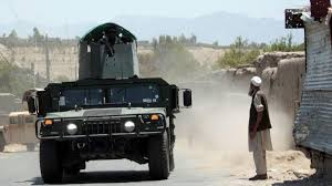 The insurgents stormed across the country , capturing all major cities in a matter of days, as afghan security forces trained and equipped by the u.s. Afghanistan War Pakistani Fighters Taliban Instructed To Target Indian Assets In Afghanistan Say Sources World News