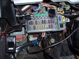 2004 honda element fuse diagram how to remove the key in ignition headlights on warning beeper disconnect the connectors as shown honda crv wiring diagram