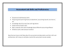 Accounting Clerk Sample Resume Objective Resume For Logistics ResumeHelp