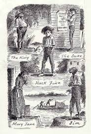images about mark twain and  quot huck finn quot  on pinterest    edward ardizzone    s huckleberry finn   in pictures