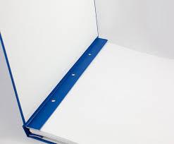 Срочная брошюровка прошивка диплома на дырки в СПб  Синяя папка для брошюровки