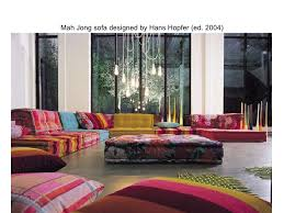 roche bobois floor cushion seating. Roche Bobois Through The Decades Floor Cushion Seating N