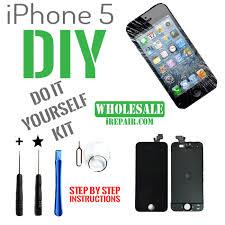 diy iphone 5 screen kit