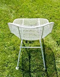vintage wrought iron garden furniture. patio white mesh chair vintage wrought iron furniture ebay garden
