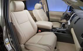 Car Picker - toyota Sequoia interior images