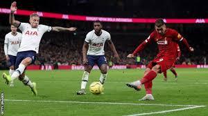 English premier league date : Tottenham Hotspur 0 1 Liverpool Roberto Firmino Goal Gives Reds Win Bbc Sport