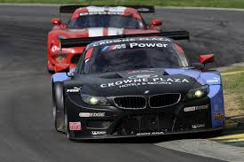 Bmw Team Rll Finishes 3rd And 4th At Virginia International Raceway